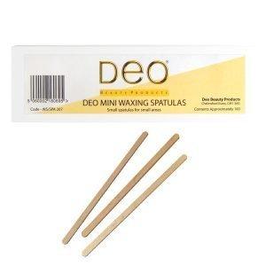Deo Mini / Slim waxing spatulas