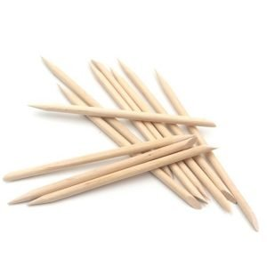 "Deo Manicure Cuticle Sticks 6""(100pk)"