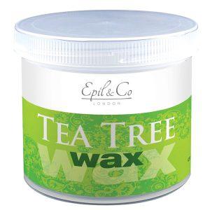 Epil & Co Tea Tree Wax 425g