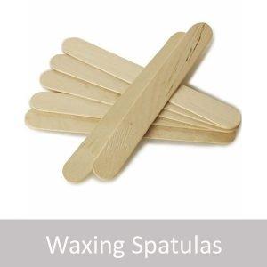 Waxing Spatulas